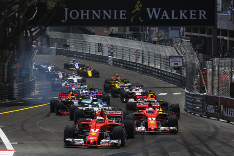 Formel 1: Russland GP - Live