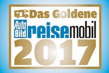 Wählen Sie das Goldene Reisemobil 2017!
