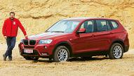 BMW X3: Gebrauchtwagen-Test