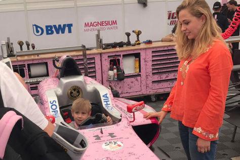 Formel 4: Sophia Flörsch