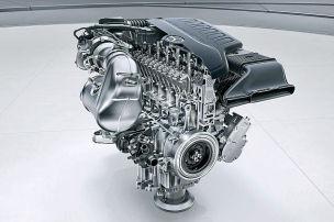 Mercedes Reihensechszylinder (2017)