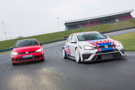 Golf GTI Clubsport Golf GTI TCR