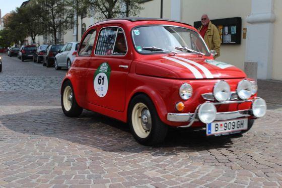 Oldtimer-Rallye
