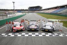 Alle DTM-Fahrer, Teams und Autos