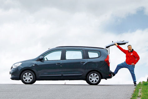 Dacia Lodgy: Gebrauchtwagen-Test