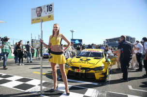 DTM: Grid Girls vom Finale