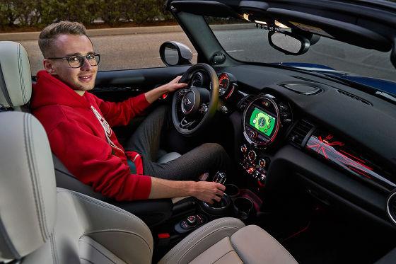 mini facelift 2018 test dreit rer cabrio motor marktstart. Black Bedroom Furniture Sets. Home Design Ideas