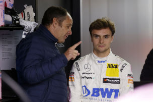 Berger-Neffe reif für F1?
