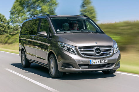 Mercedes V 220 d