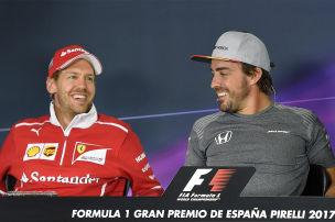 Vettel lässt Ferrari zappeln