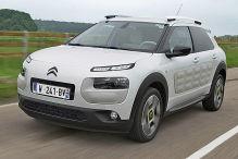 Citroën C4 Cactus: Fahrbericht