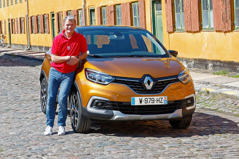 renault captur 2017 test preis facelift. Black Bedroom Furniture Sets. Home Design Ideas