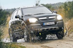 Opel Antara: Gebrauchtwagen-Test