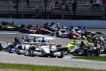 Jetzt starten Indy-500-Trainings