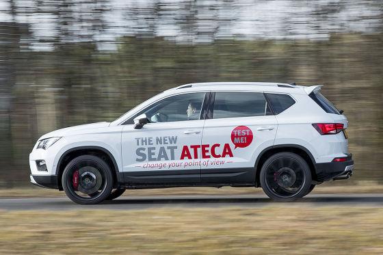 JE Design Seat Ateca
