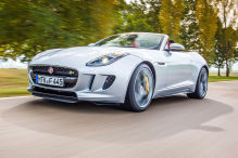 Jaguar F-Type R AWD Cabriolet: Dauertest