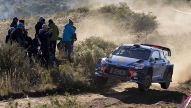 WRC: Rallye Argentinien