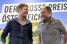 Berger will Vettel und Kubica