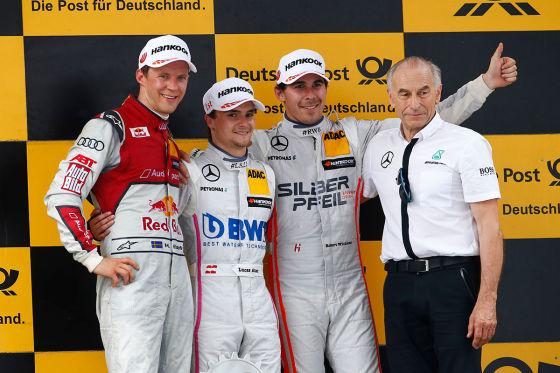 DTM, ADAC GT Masters und Formel 4