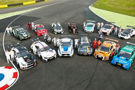 Motorsport-Festival am Lausitzring