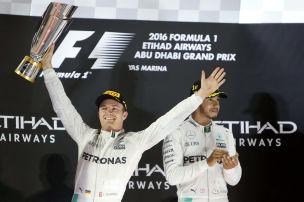 Rosberg: Hamilton