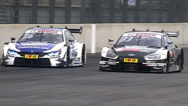 DTM Highlights Rennen 1
