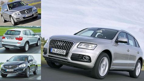 Audi Q5: Gebrauchtwagen-Test