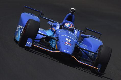 Indy 500: Dixon holt Pole
