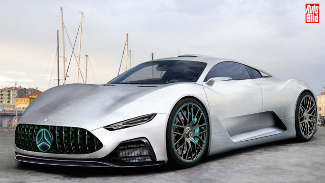 Video Mercedes Amg Project One 2019 Autobild De