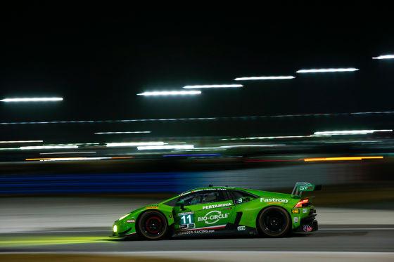 Lamborghini Hurracán im Track Test