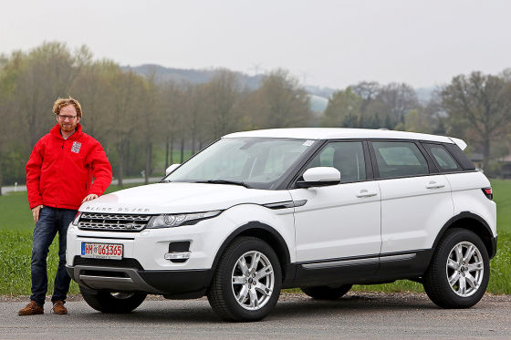 range rover evoque gebrauchtwagen test. Black Bedroom Furniture Sets. Home Design Ideas