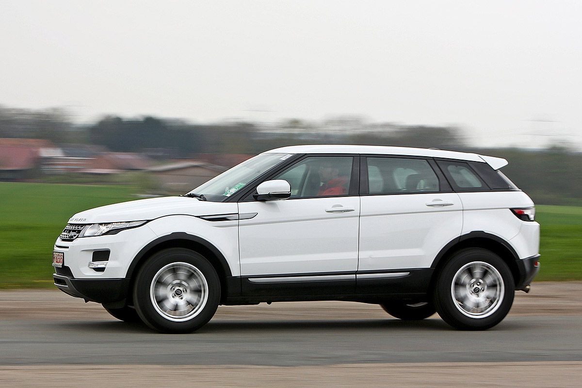 gebrauchtwagen test range rover evoque bilder. Black Bedroom Furniture Sets. Home Design Ideas