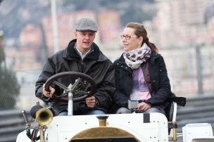 Mit Schumi junior durch Monaco