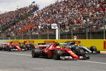 So konnte Hamilton Vettel schnappen