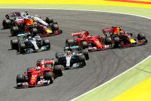 Hamilton ringt Vettel nieder