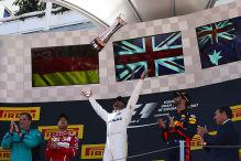 Hamilton feiert 55. Grand-Prix-Sieg