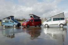 Reimo, Pössl, Ford: Wohnmobil-Test