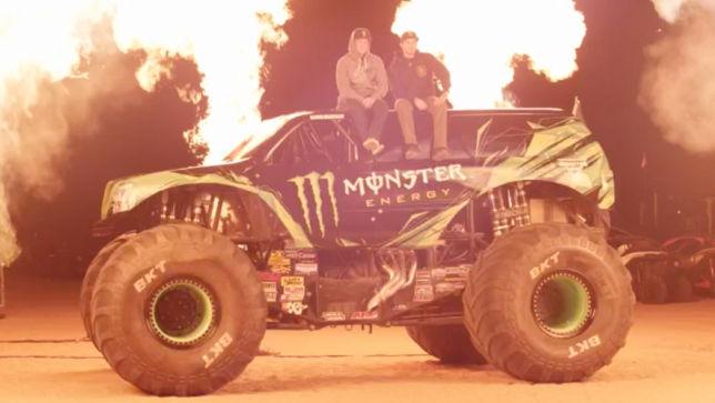 Monster Energy's Wüstenshow
