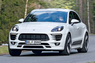 Techart Macan 2.0: Test