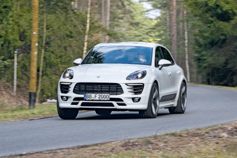 Techart Macan 2.0