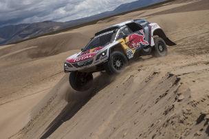 Rallye Dakar: Allrad statt Buggy