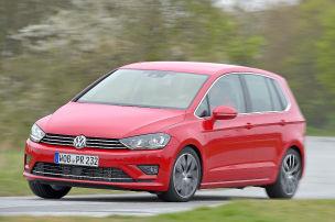 VW Golf Sportsvan 1.4 TSI Highline: Dauertest