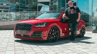 Tuning: Audi Q2-Challenge