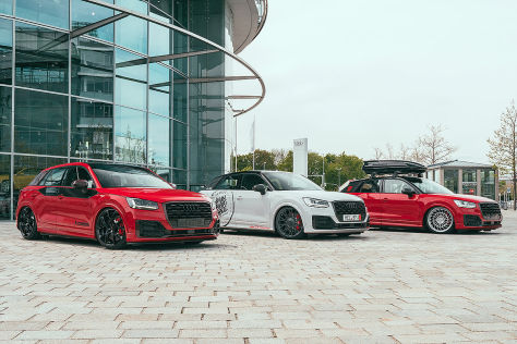 Tuning: Audi Q2 Challenge