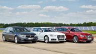 Audi A6 Avant/BMW 5er Touring/Mercedes E-Klasse T-Modell: Test