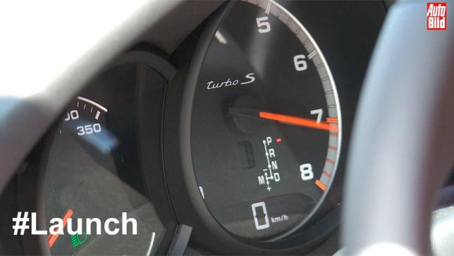 So klingt und startet der Turbo S
