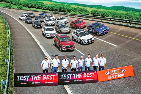 China-Autos im Test