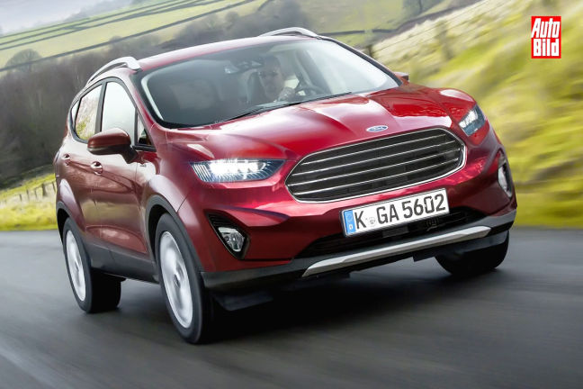 Video Ford Kuga 2019 Autobild De