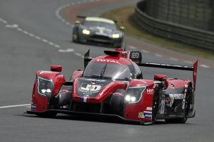 Fußballweltmeister startet in Le Mans