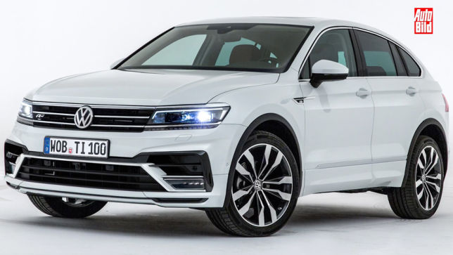 video vw tiguan cc 2018. Black Bedroom Furniture Sets. Home Design Ideas